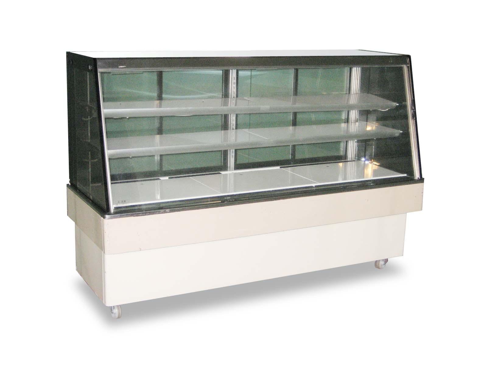 冷蔵斜面ケースW1800