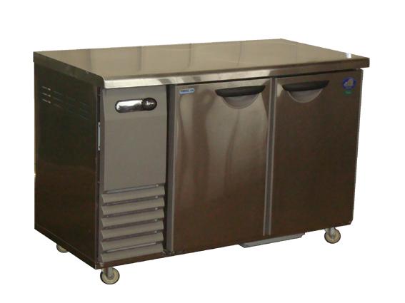 台下冷蔵・冷凍庫W1200(切替式)