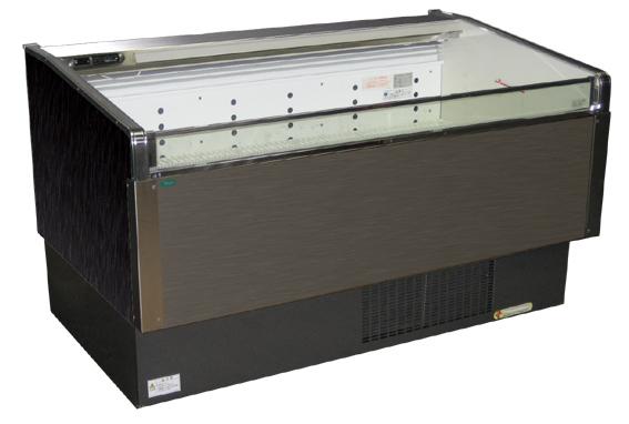 冷蔵・冷凍オープンケースW1800(切替式)